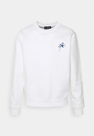 Sweatshirt - off white