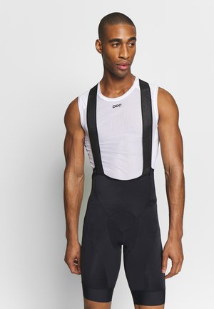 GORE® BIB SHORTS - Legginsy - black