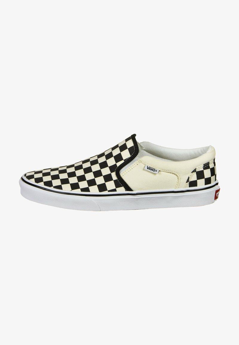 Vans - Trainers - black/natural