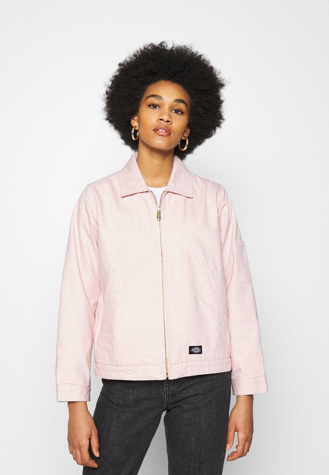 TANGIPAHOA - Summer jacket - light pink