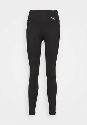 FAVORITE FOREVER HIGH WAIST 7/8 - Leggings - black