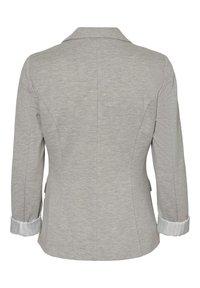 Vero Moda - Blazer - light grey melange - 5