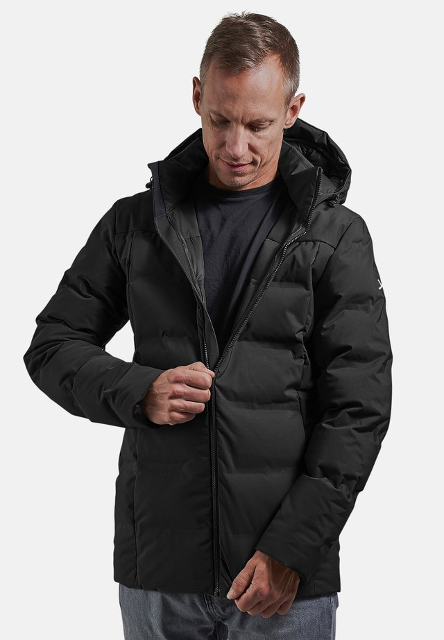 AKKARVIK - Down jacket - black