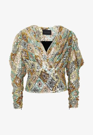 CATJA BLOUSE - Blouse - multi-coloured