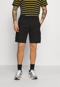Only & Sons - ONSMIKE LIFE CARGO - Shorts - black - 0