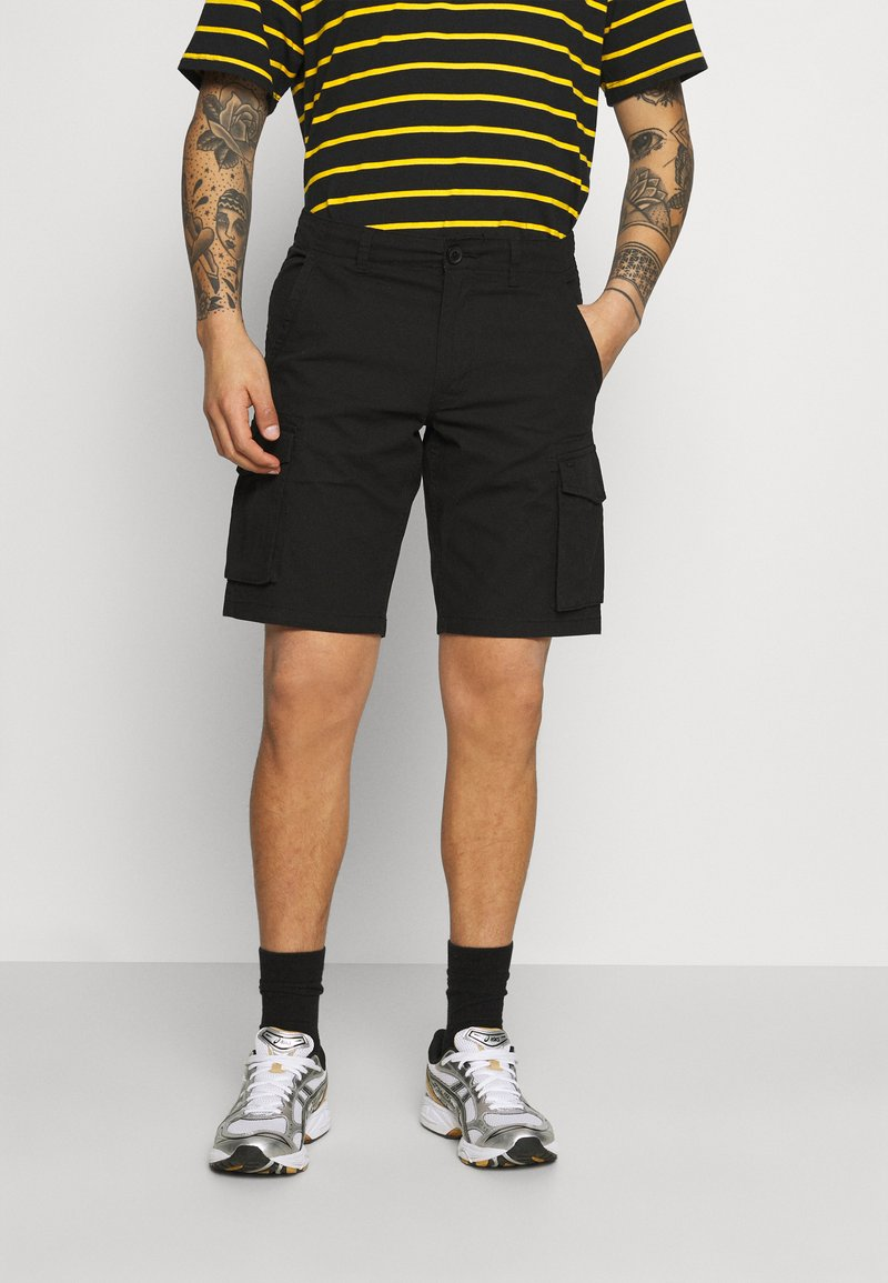 Only & Sons - ONSMIKE LIFE CARGO - Shorts - black