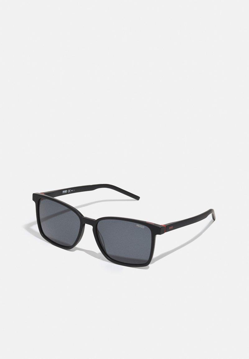 HUGO - UNISEX - Sluneční brýle - matte black
