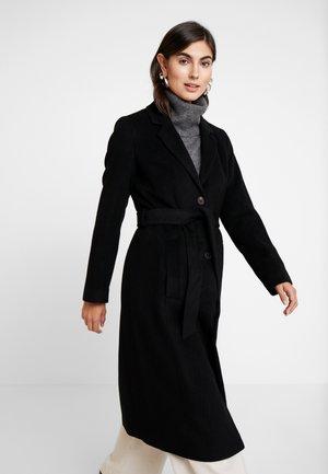 MODERN COAT - Classic coat - black