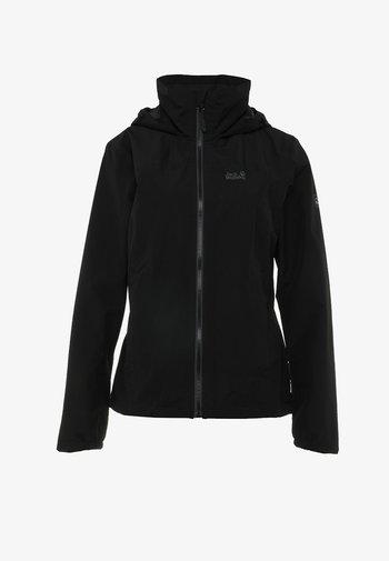 EVANDALE JACKET - Hardshell jacket - black