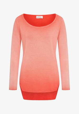AVA - Long sleeved top - new red