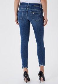 LIU JO - Jeans Skinny Fit - black denim - 1