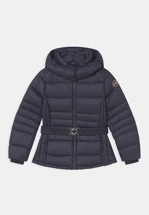Gewatteerde jas - navy blue