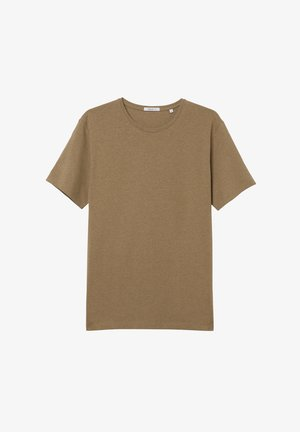 Basic T-shirt - tigers eye