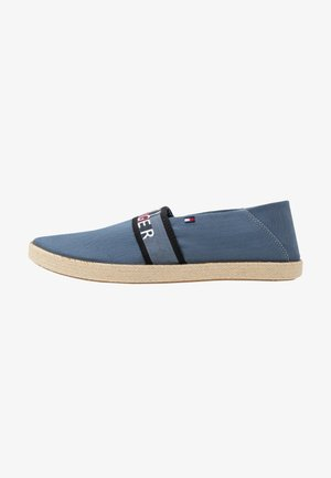 SUMMER SLIPON - Espadrilles - grey