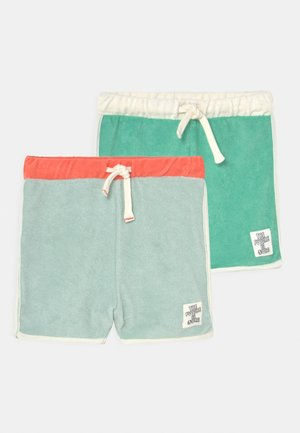 BABY 2 PACK UNISEX - Shorts - fresh green