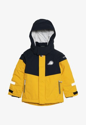 LUN KIDS JACKET - Regenjas - oat yellow