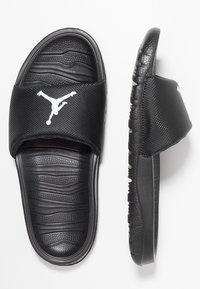 Jordan - BREAK SLIDE - Pool slides - black/white - 0
