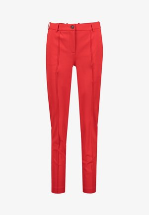 NIVALA - Trousers - red