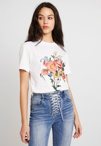 Miss Sixty - FINLEY - T-shirt med print - bright white - 0