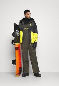 Brunotti - Zimní kalhoty - pine grey - 1