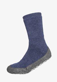 FALKE Cosyshoe Hausschuhe - Socks - dark blue