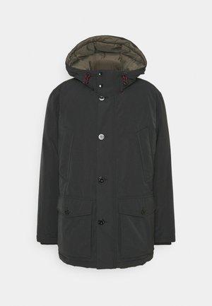 CRASHER - Winter jacket - black