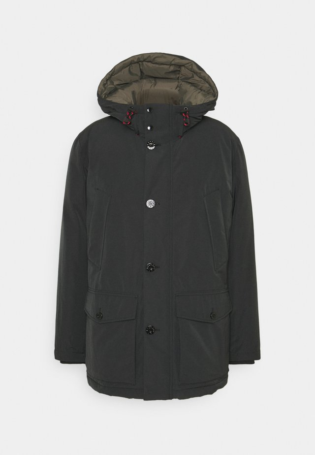CRASHER - Winter jacket - black
