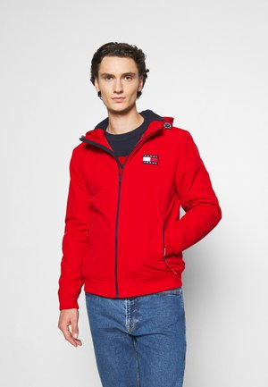 PADDED JACKET - Light jacket - deep crimson