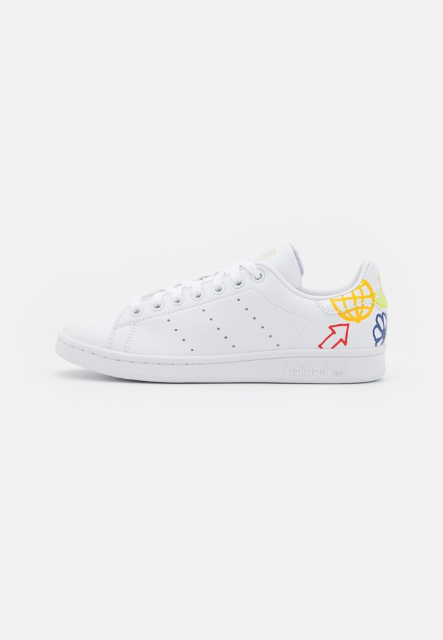 STAN SMITH - Baskets basses - footwear white/halo ivory