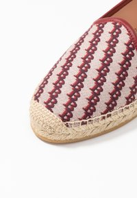 Bally - EDDHIE FLAT - Espadrilky - multicolor/red - 2