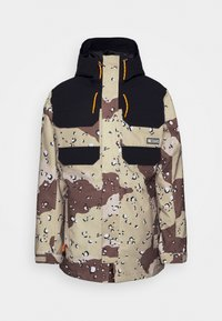 DC Shoes - HAVEN JACKET - Snowboard jacket - chocolate chip - 6