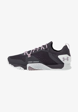 TRIBASE REIGN 2 - Sports shoes - blackout/purple
