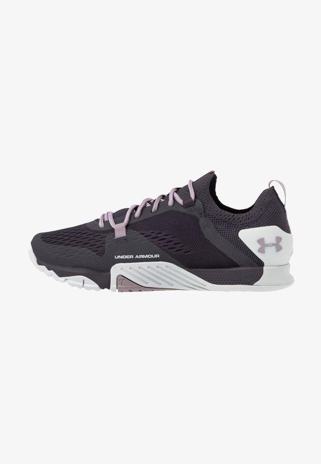 TRIBASE REIGN 2 - Sportovní boty - blackout/purple