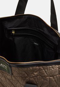 DAY ET - GWENETH DECOR BAG - Shopping bag - chocolate chip - 6