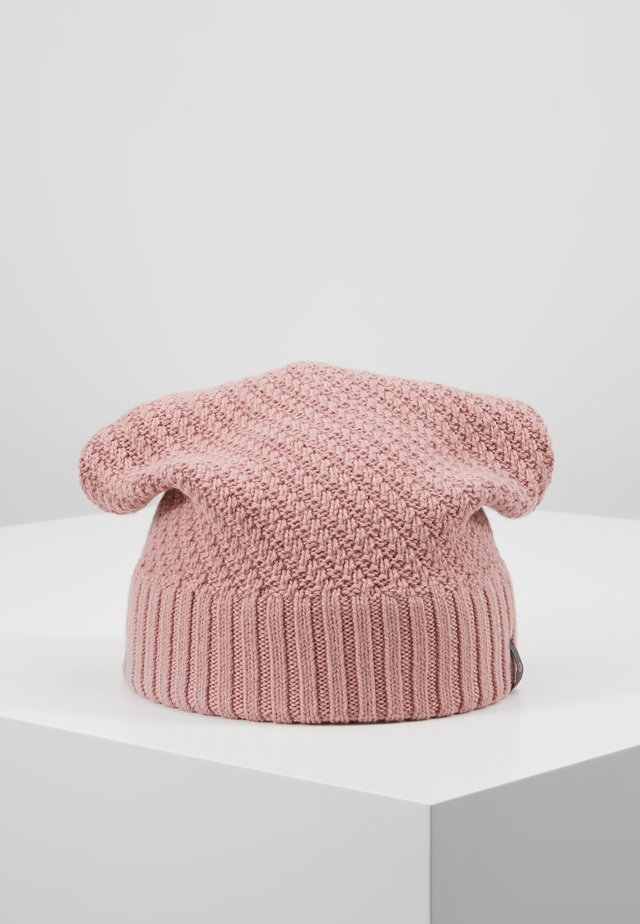 ADULT SKYLINE SLOUCH BEANIE - Berretto - wood rose