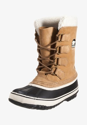1964 PAC II - Winter boots - buff/black