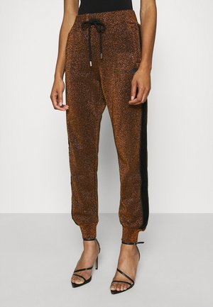 PANTS - Trainingsbroek - copper