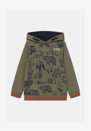 BOYS - Sweater - deep lichen green