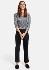 Gerry Weber Edition - Trousers - black - 1
