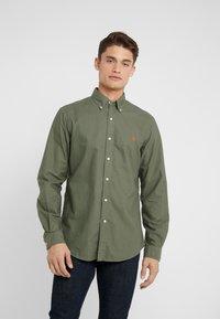 Polo Ralph Lauren - OXFORD - Skjorter - supply olive - 0