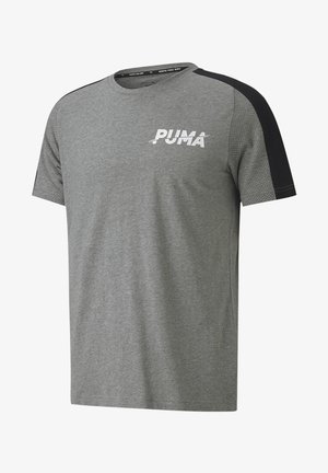 MODERN SPORTS  - Basic T-shirt - medium gray heather
