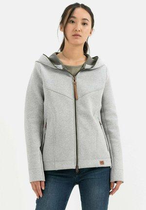 MIT ALLROUND  - Zip-up sweatshirt - grey