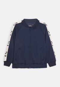 Mini Rodini - BABY PANDA JACKET UNISEX - Light jacket - navy - 0