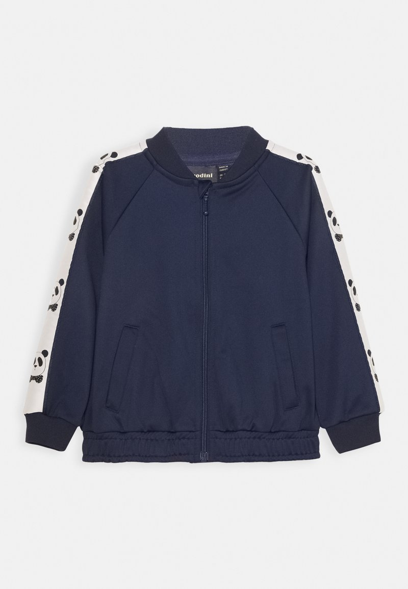 Mini Rodini - BABY PANDA JACKET UNISEX - Light jacket - navy