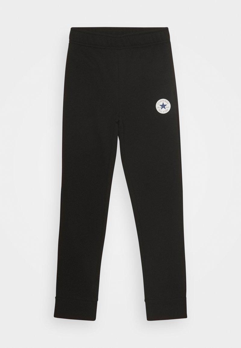 Converse - Teplákové kalhoty - black