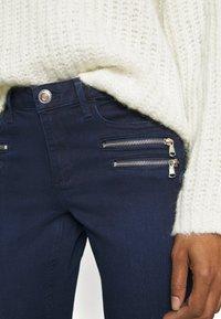 Mos Mosh - CHARLIE CORE ZIP - Slim fit jeans - dark blue - 3