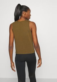 Even&Odd active - Top - military olive - 2