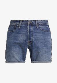 Jack & Jones - JJICHRIS JJORIGINAL - Shorts di jeans - blue denim - 3
