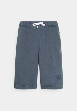 WASH - Shorts - thunder blue