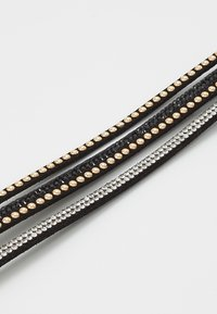 sweet deluxe - WANDA - Bracelet - black/gold-coloured - 4